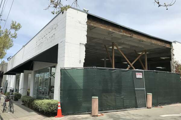 Amazon has submitted a building permit for 1785 Fourth St. in Berkeley, a space formerly occupied by a Crate and Barrel outlet.