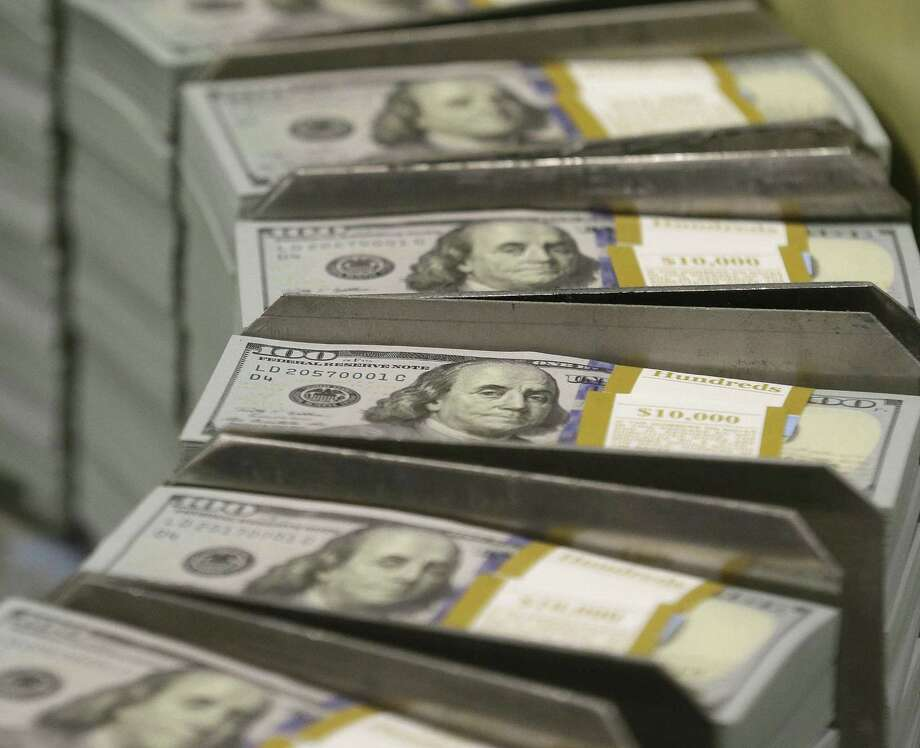 In early 2018, Stamford-based Crane Co. closed on the acquisition of Crane Currency, the Boston-based banknote supplier to the U.S. Treasury. Photo: LM Otero / Associated Press / AP2013