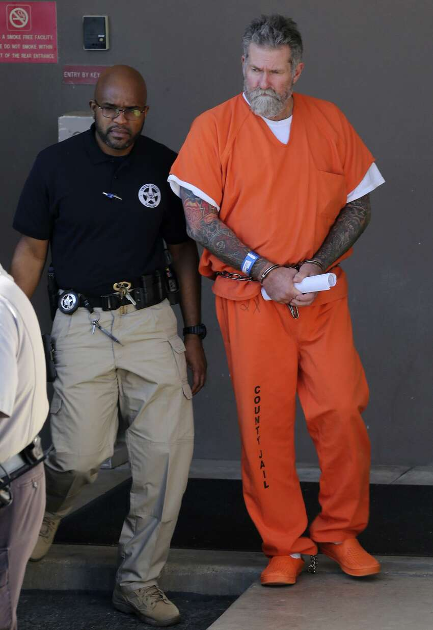 John Xavier Portillo,the former national vice president of the Bandidos was sentenced in 2018 to two consecutive life terms and another 20 years in prison for racketeering murder.