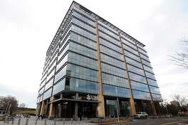 UBS' Stamford offices are located at 600 Washington Blvd., in downtown Stamford, Conn.