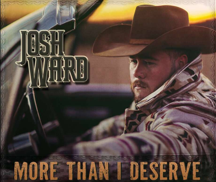 """Josh Ward releases his latest album """"More Than I Deserve"""" on May 5 with an event at the Montgomery County Fairgrounds."""