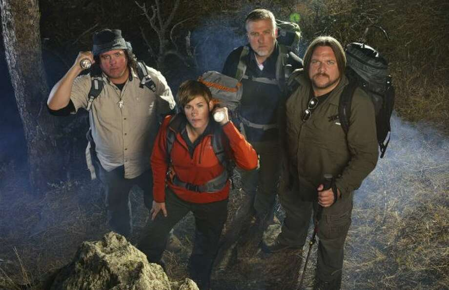 Full episodes of finding bigfoot