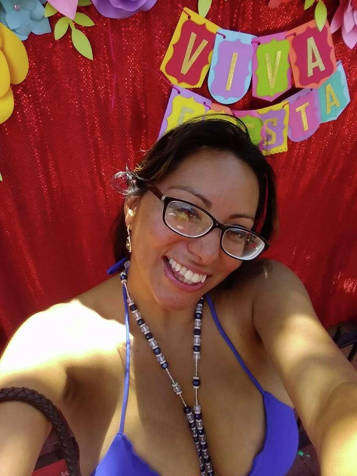 Meet Marquita Richarte, also known as Alondra, also known as Kartel Azteca, also known as the