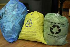 Special garbage bags would be required for a proposed trash reduction program called SMART.