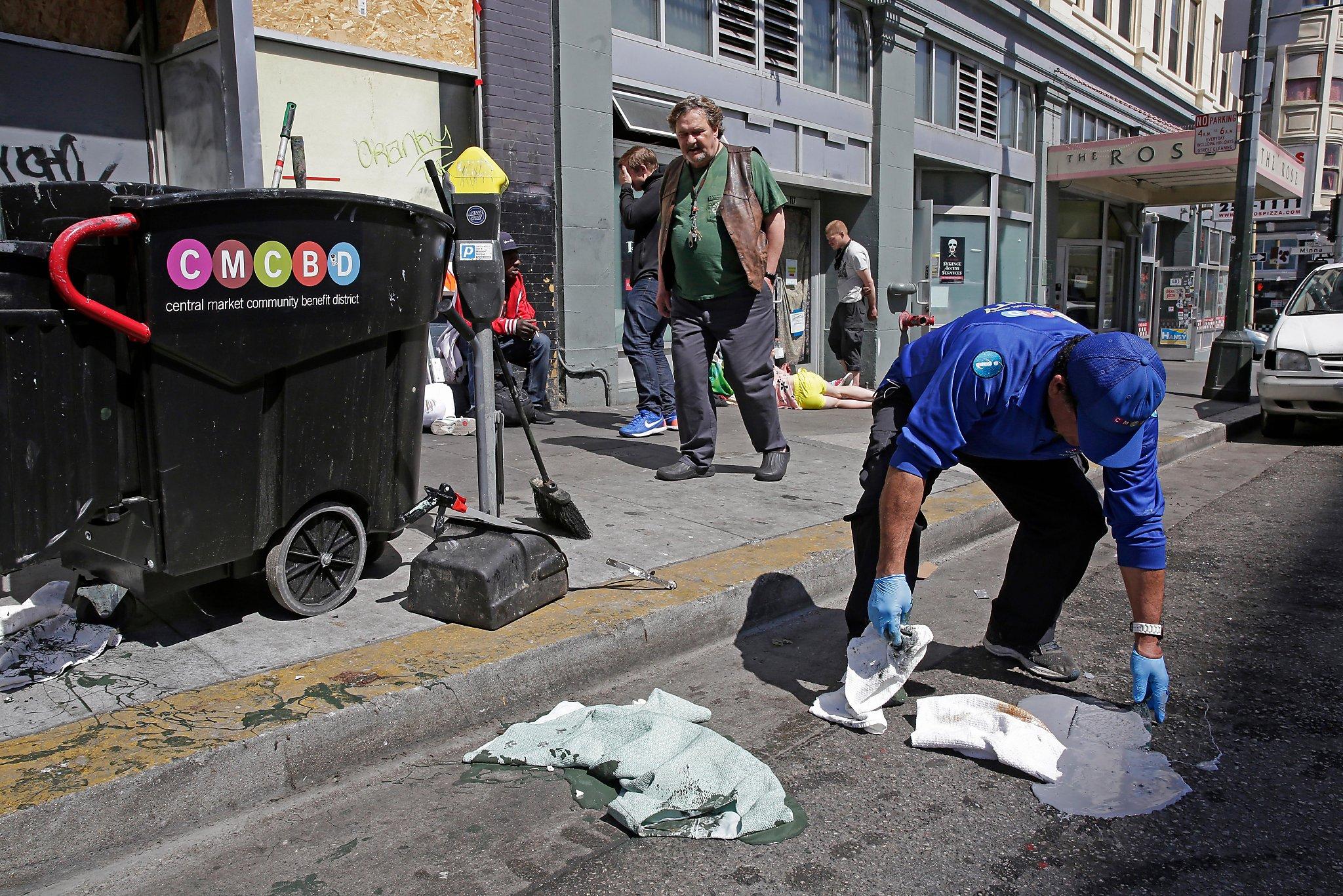 Sf Mayor Mark Farrell Aims More Money At City S Filthy