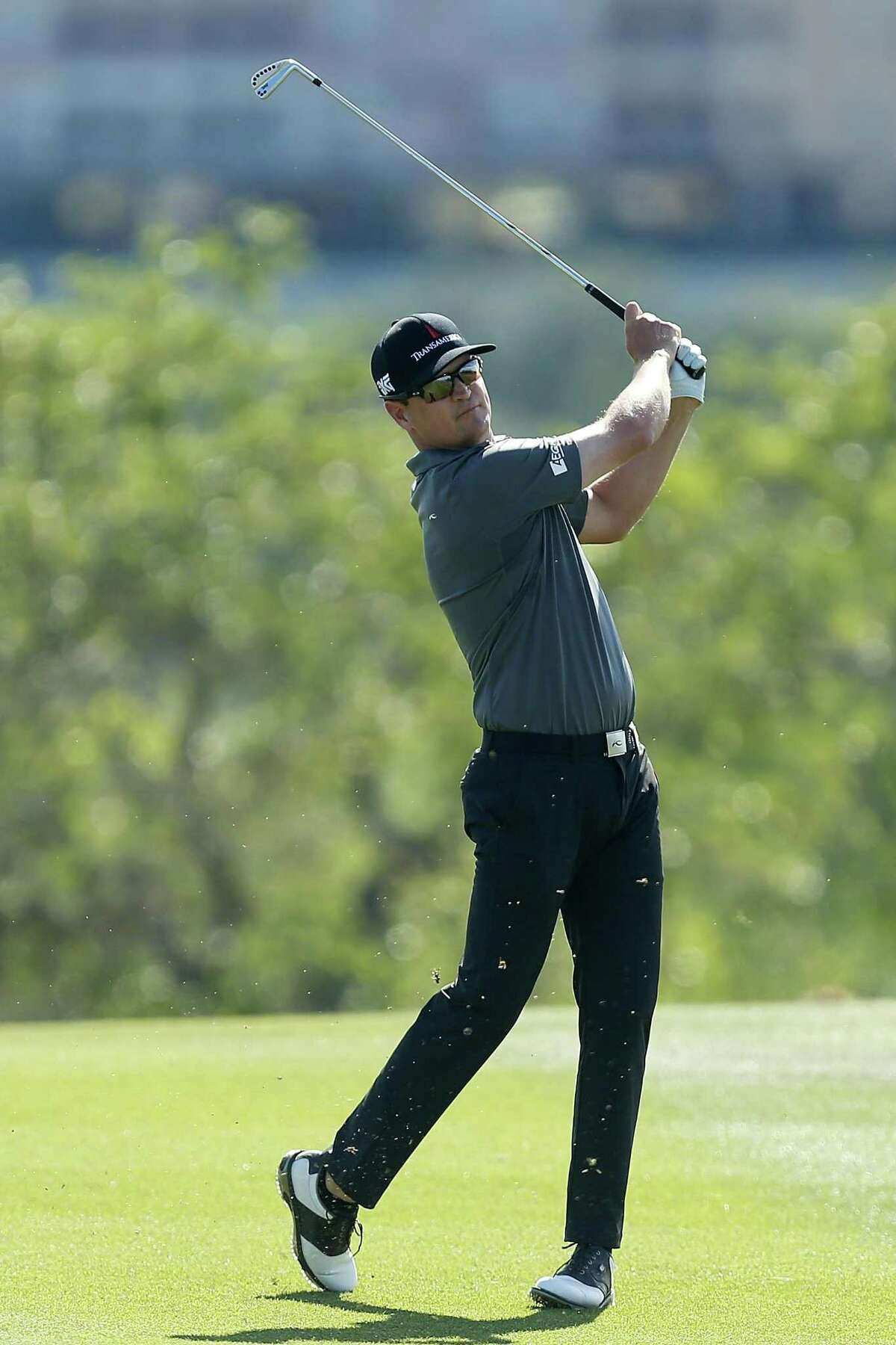 Zach Johnson, a former Masters and British Open champion, returns to TPC River Highlands for the 13th time. He has two previous top-six finishes.