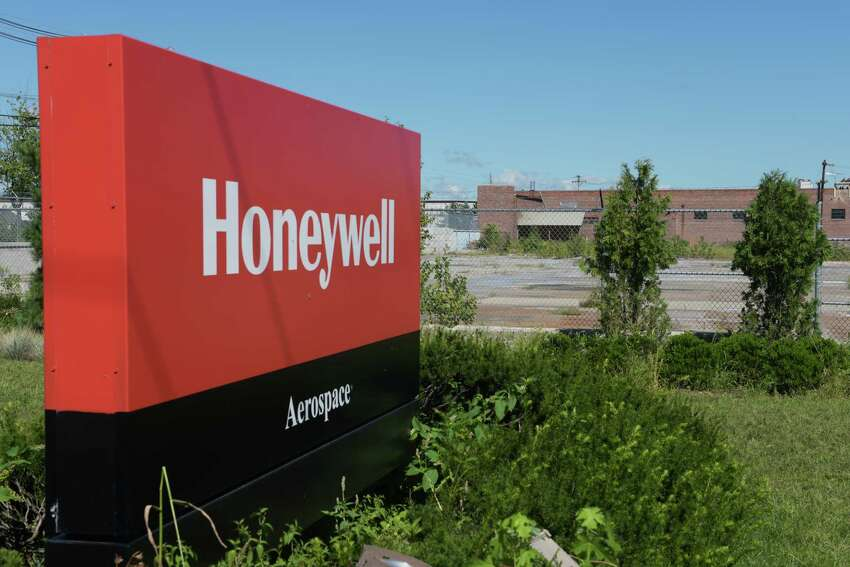 A view of the Honeywell Aerospace plant on Monday, Sept. 12 2016, in Green Island, N.Y. Union representatives for Honeywell Aerospace workers that have been locked out of the company?'s Green Island brake pad factory since May are traveling to South Bend, Ind. for a new round of contract talks with the company. (Paul Buckowski / Times Union)