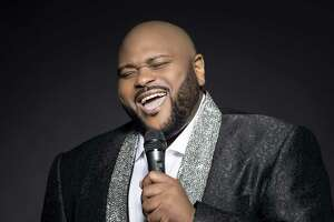 """""""American Idol""""-winner Ruben Studdard will perform """"An Eveing of Luther Vandross"""" on May 3 at the Ridgefield Playhouse."""