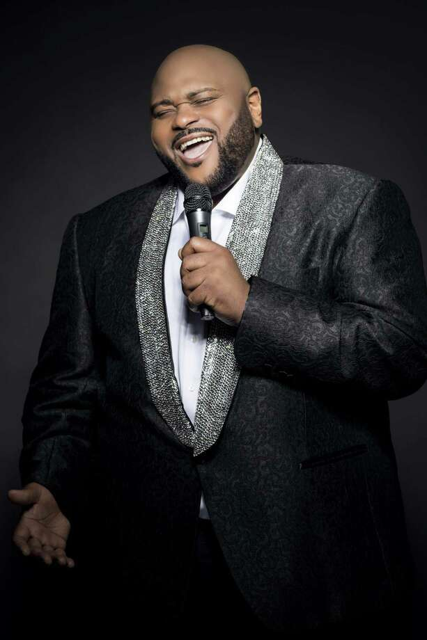 """American Idol""-winner Ruben Studdard will perform ""An Eveing of Luther Vandross"" on May 3 at the Ridgefield Playhouse. Photo: Ridgefield Playhouse / Contributed Photo"