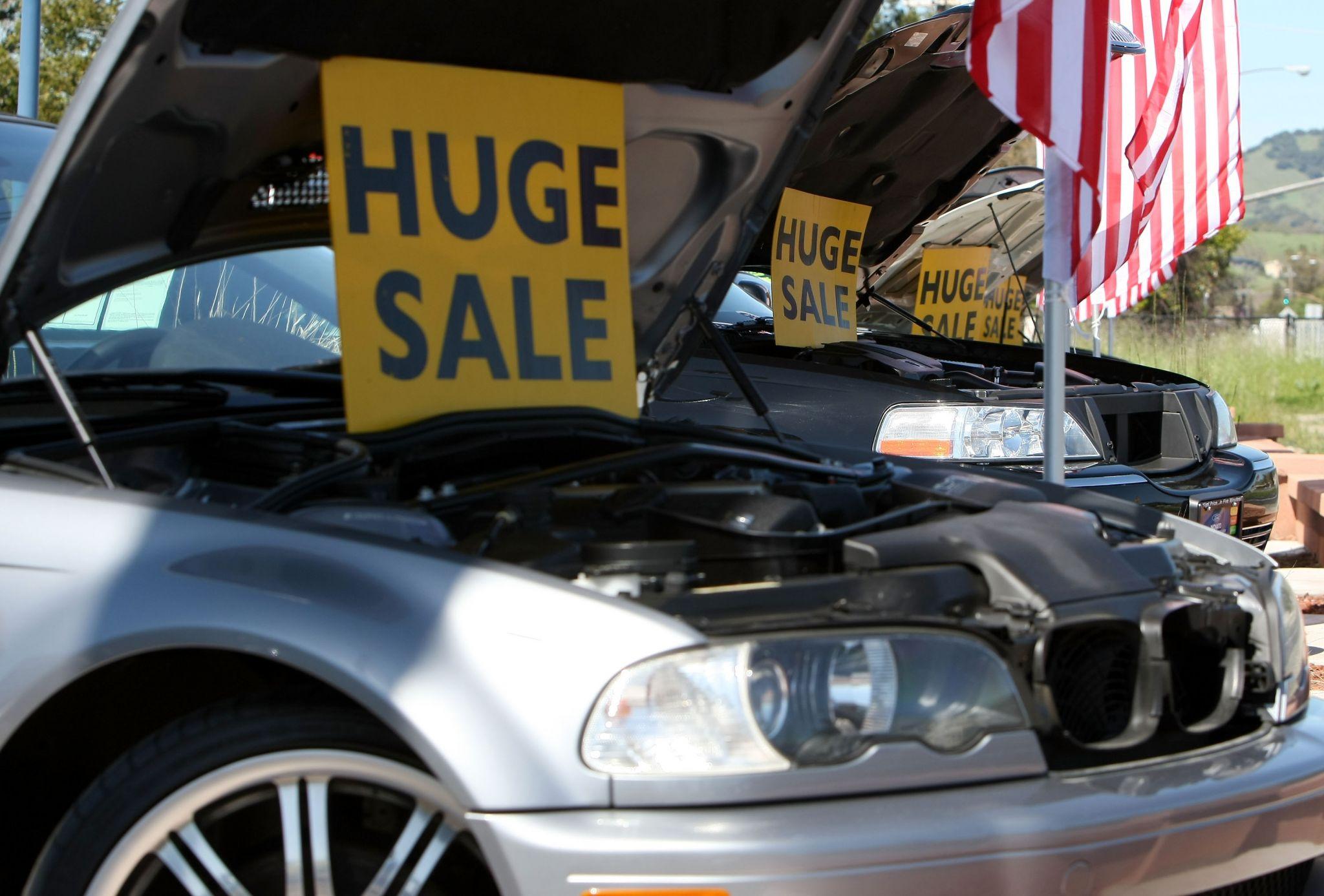 Unappealingly hilarious Houston car ad goes viral Houston Chronicle