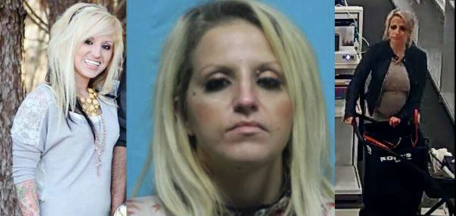 Crystal Ladawn Finley is wanted for identity theft in north Texas, and Southlake police detectives made sure the public knows about it. Photo: Southlake DPS / Facebook