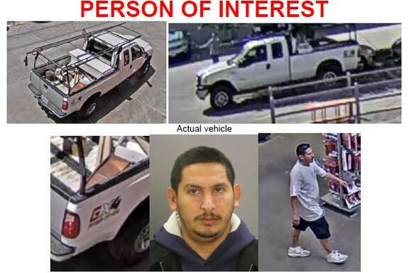 The Dallas Police Department is seeking Armando Juarez in connection with the shooting of two police officers and a security guard outside a The Home Depot on Tuesday, April 24, 2018.