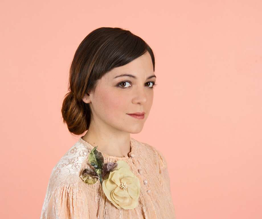 Mexican pop diva Natalia Lafourcade will sing Aug, 2 at the Yerba Buena Center for the Arts Theater, as part of MEX I AM, a tribute to contemporary Mexican culture. Photo courtesy EX I AM Photo: MEX I AM /