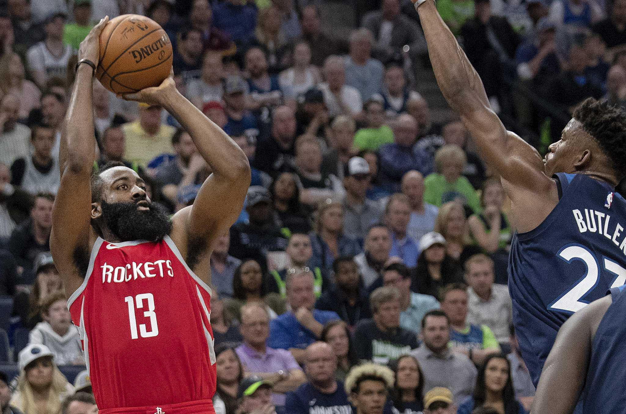 James Harden s record-setting burst built on fortitude as much as aptitude  - HoustonChronicle.com cff5e0ed0