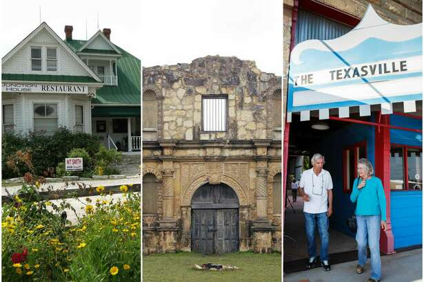 Texas movie sets you can visit  California may be synonymous with movies but Texas has served as the setting for many films, too.    Scroll ahead to see old movie sets in Texas you can visit.
