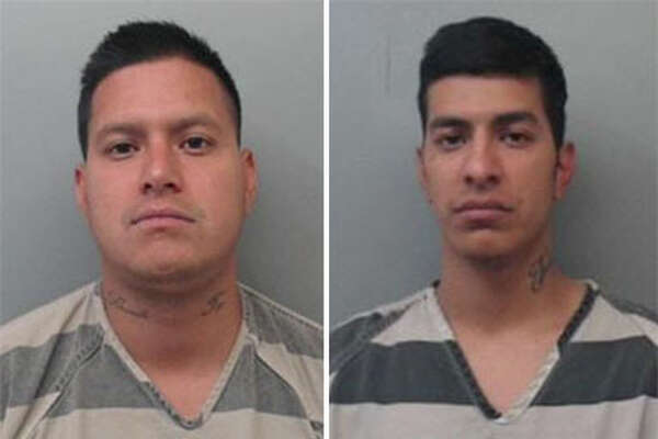Two brothers have been arrested in connection with recent armed robberies at local maquinitas, police said.