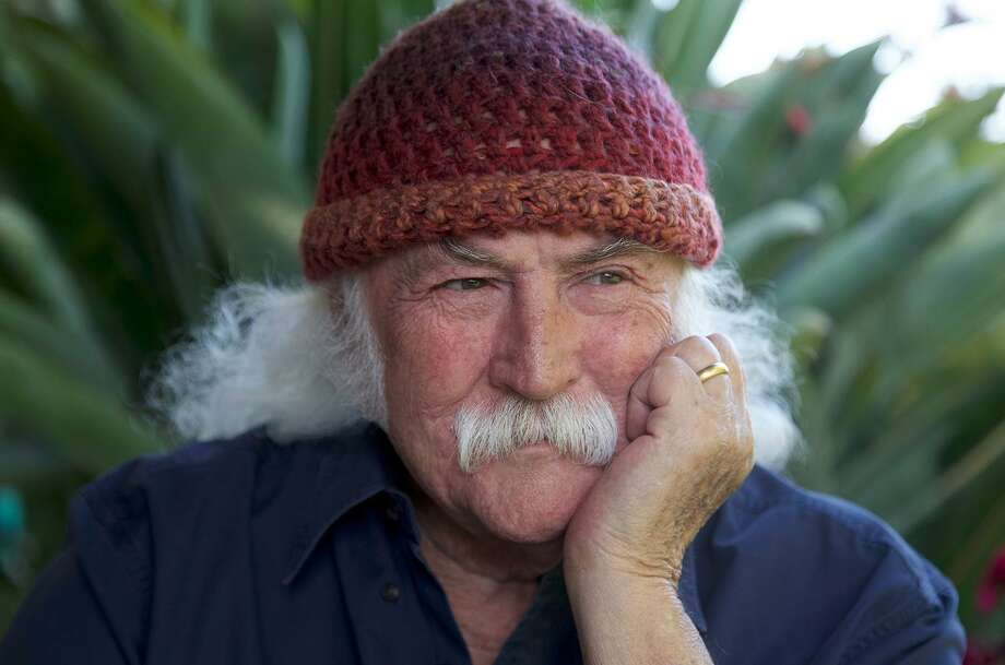 David Crosby & Friends are set to perform at the Infinity Music Hall in Hartford on Sunday, June 10. Photo: Henry Diltz / Contributed Photo /