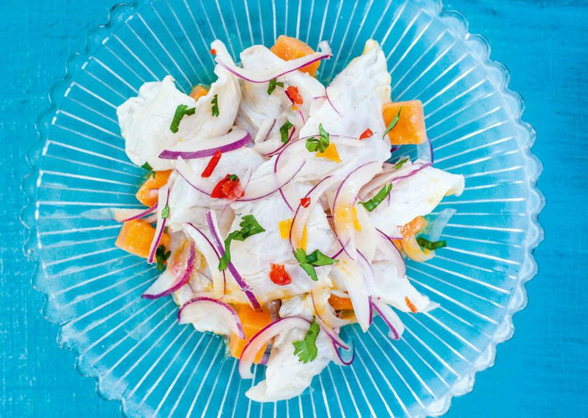 Recipe: Don Ceviche - San Antonio Express-News
