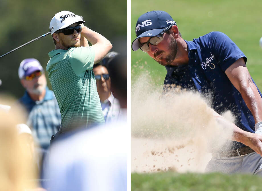 Southeast Texas natives and Port Neches-Groves graduates Andrew Landry and Chris Stroud are in the field for this weekend's Zurich Classic at TPC Louisiana. (Getty Images)