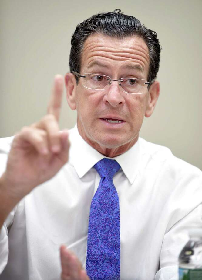 Malloy Photo: Arnold Gold / Hearst Connecticut Media / New Haven Register