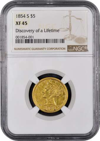 Fake' Gold Rush coin declared real: 'It's like finding an original