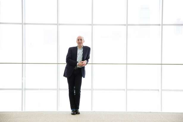Gary Gensler, former head of the Commodity Futures Trading Commission, at the Massachusetts Institute of Technology Media Lab in Cambridge, Mass., April 20, 2018. Gensler has recently gone to work at MIT, where he will write and teach about the potential he sees for blockchains to change the financial world. (Kayana Szymczak/The New York Times)