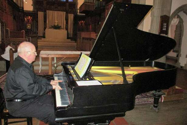 A piano concert with Robert Fertitta will be held May 5 at St. Michael's Church in Litchfield.