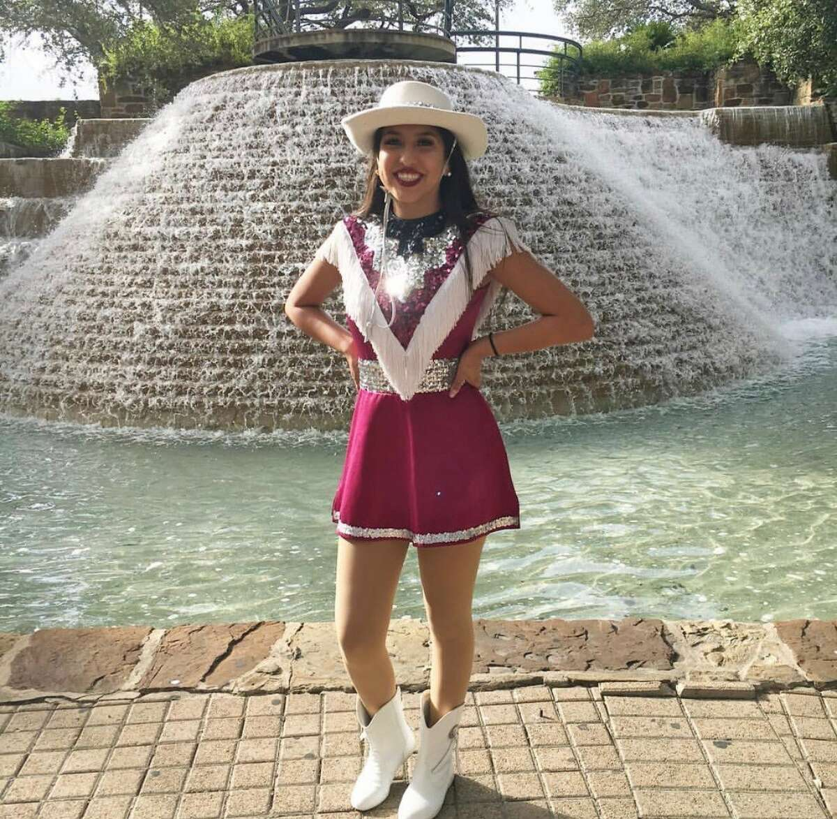 Clarissa Riojas, 18, was fatally shot Wednesday, April 25, 2018, at an apartment complex in the 3900 block of Southeast Military Drive. Her killer, 19-year-old Louis Nickerson, ran into a nearby wooded area and shot himself after the killing.
