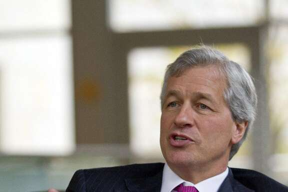 Jamie Dimon, chairman and CEO of JP Morgan Chase, pictured November 2, 2011, in Seattle, Wash. (Dean Rutz/Seattle Times/TNS)