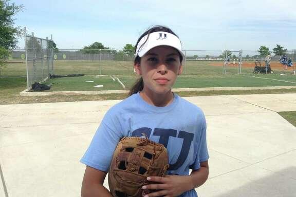 Johnson senior outfielder Skylar Mauricio is batting .382 as her team's leadoff hitter.