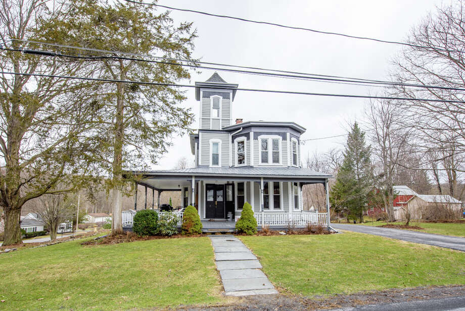 House of the Week: 7 Slingerlands Ave., Clarksville | Realtor:  Sandy Evans with the Albany Realty Group | Discuss: Talk about this house Photo: Patrick Renzi