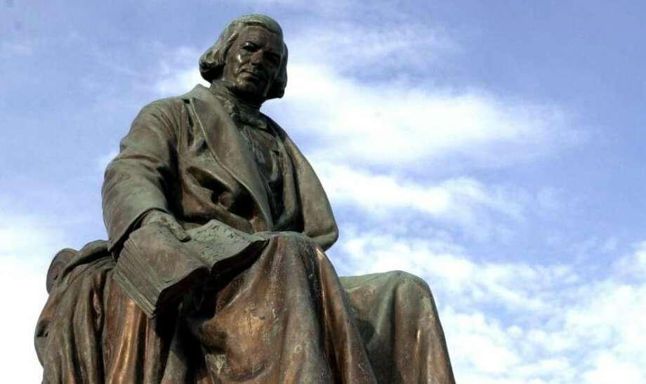 Willy's statue. Photo: PAT SULLIVAN/AP
