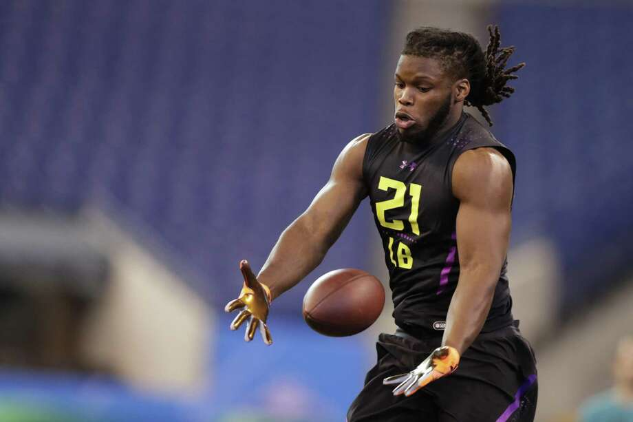 Linebacker Malik Jefferson had an up-and-down career at Texas, but he has confidence that he'll step up in the NFL. Photo: Michael Conroy / Associated Press / Copyright 2018 The Associated Press. All rights reserved.