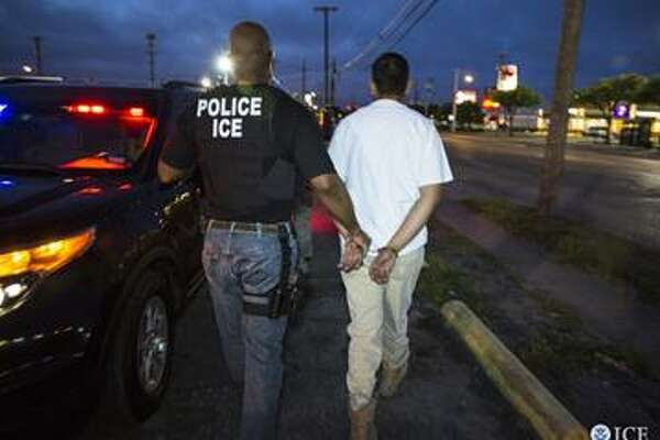 Of our federal law enforcement agencies the Immigration and Customs Enforcements (ICE) Enforcement seems to have passed the Trump loyalty test. However, it's increased enforcement is dehumanizing our laws and ideals.