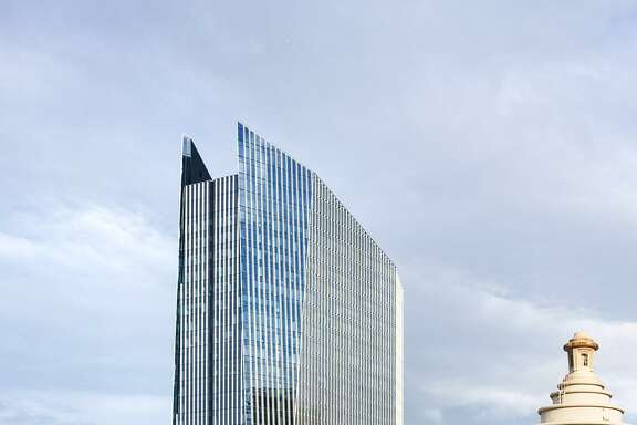 The 609 Main at Texas office building is a development of Hines in downtown Houston.