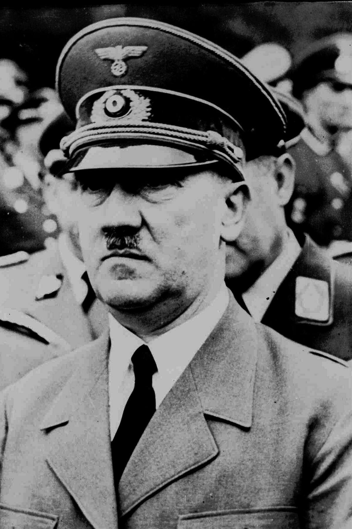 FILE. Letter writer remembers last days of Adolf Hitler in this week when an unprecedented attack at the U.S. Capitol occurred. (AP Photo, File)