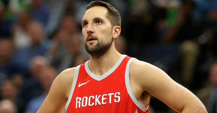 Since returning from his sprained left ankle, Rockets forward Ryan Anderson has had a limited and somewhat different role than before he was hurt. Photo: Jim Mone/Associated Press
