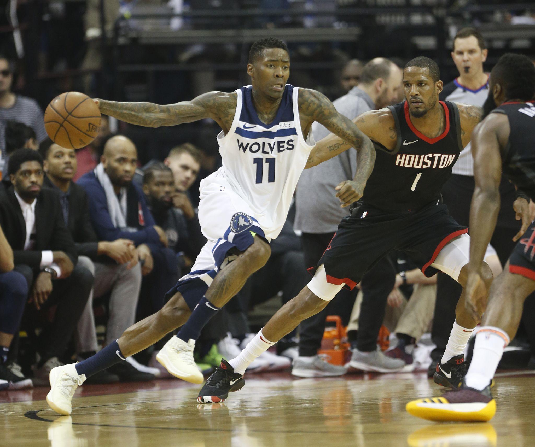 569956d5157e Ranking the NBA West after free agency  No. 10 Minnesota -  HoustonChronicle.com