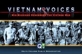 Delta College Public Broadcasting will kick off its May on-air pledge drive by premiering Q-TV's latest local documentary, 'VIETNAM VOICES: Mid-Michigan Remembers the Vietnam War,' at 8 p.m. Thursday, May 3. (Photo provided)