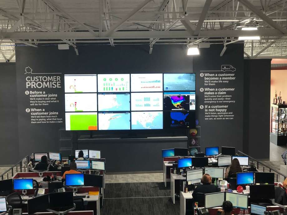 The new 45,000-square foot HomeServe USA call center in Chattanooga, Tenn. The center opened April 25, 2018, and will allow HomeServe to  hire 175 additional employees, bringing the total number to 500. (Photo via Business Wire)