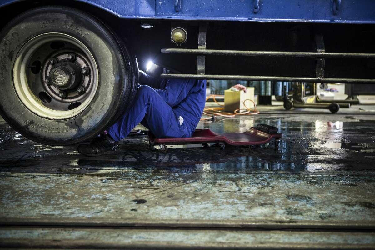 9. New York Total average car repair cost: $377.28 Source: yourmechanic.com