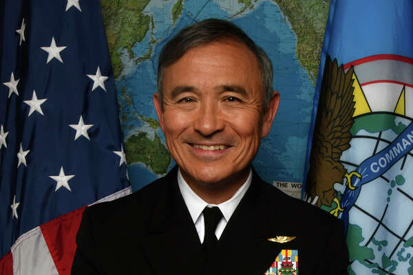 Adm. Harry Harris, commander of the U.S. Pacific Command, has been nominated to become the U.S. ambassador to South Korea.