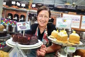 Chef Claire Criscuolo, co-owner of Claire's Corner Copia in New Haven.