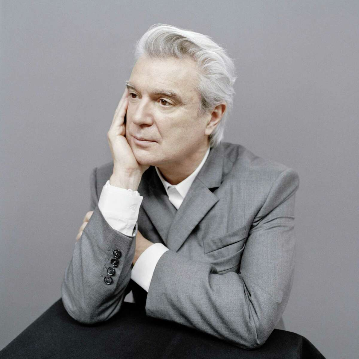 """David Byrne, formerly of Talking Heads, released """"American Utopia"""" earlier this year."""