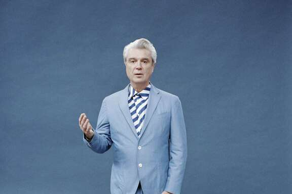 "Former Talking Heads frontman David Byrne released ""American Utopia"" earlier this year."