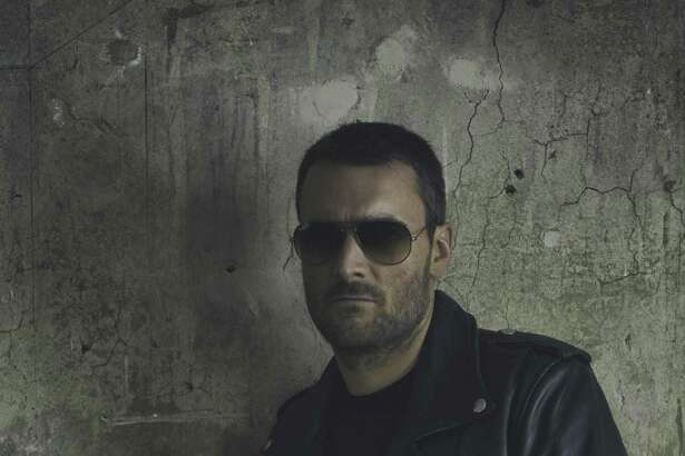 Eric Church performs in the Woodlands Friday.