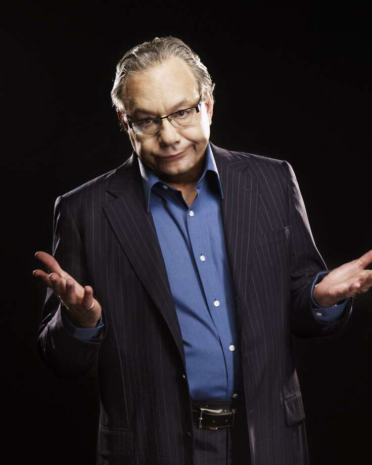 Lewis Black build the foundation of his comedy in his hometown of Washington, D.C. Photo: Clay McBride/ Contributed Photo