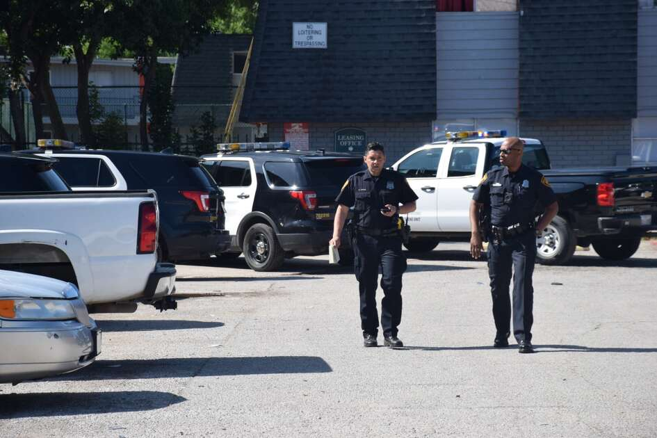 A fatal shooting was reported in the 4800 block of Goldfield on Thursday, April 26, 2018.