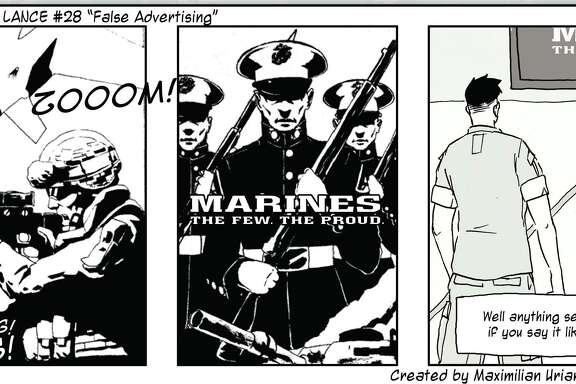 'Terminal Lance' portrays the not-always-glamorous life that comes with serving in the Marine Corps.