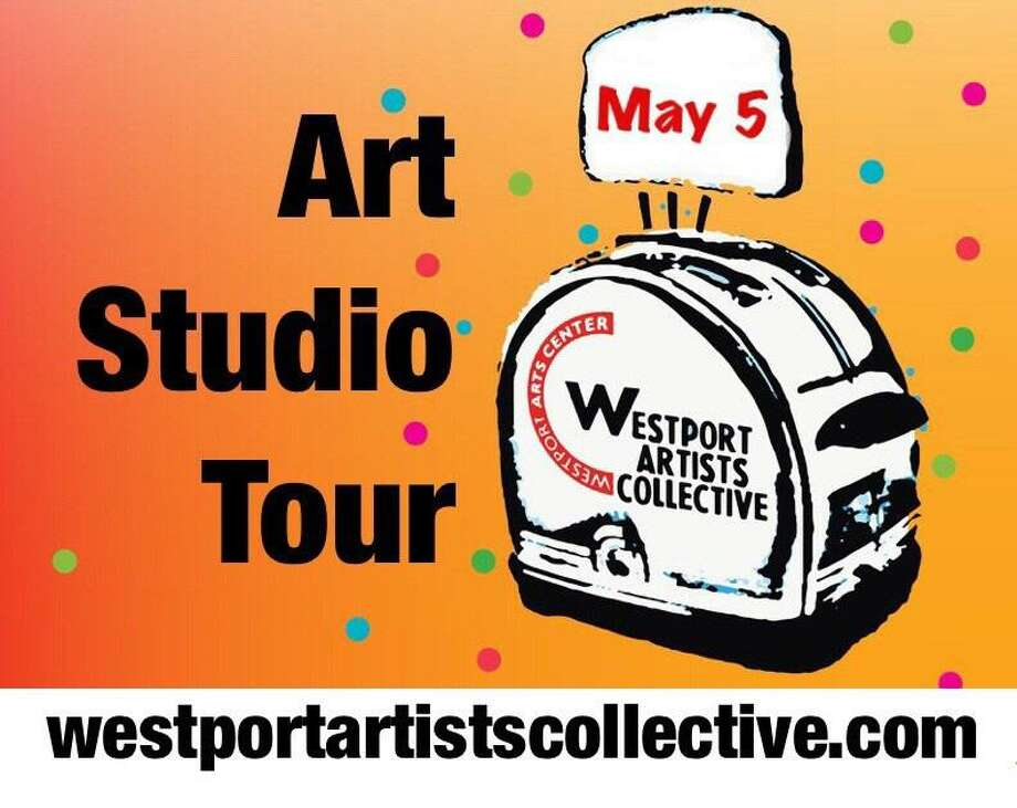 The Westport Artists Collective will hold an Art Studio Tour on May 5 in Westport. Photo: Contributed / Contributed Photo / Westport News contributed
